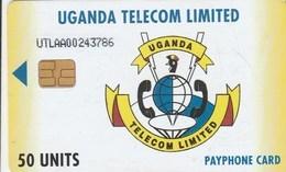 Uganda - UTL Logo 50 Un. - Uganda