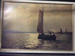 RUDOLF GUBA (1884-1950) MARINE - Other Collections