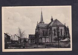 Bad Niederbronn ( Les Bains 67) Kirchenpartie ( Ed. J. Beck) - Niederbronn Les Bains