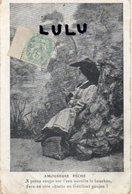 FEMMES N° 374 : Amoureuse Pèche En 1906 : - Femmes