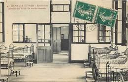 Ref 993- Pyrenees Orientales - Banyuls Sur Mer -sanatorium  -/ Carte Décollée - Voir Description - - Banyuls Sur Mer