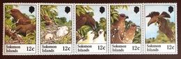 Solomon Islands 1982 Birds Sea Eagle MNH - Arends & Roofvogels
