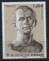 2014 Francia, Busto Di Giuglio Cesare, Serie Completa Nuova Nuova (**) - Francia