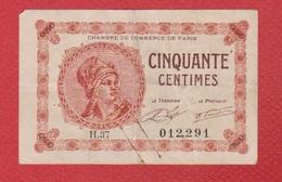 Paris / 50 Centimes - Assignats