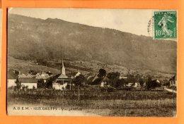 T105, Gruffy, 1625, A. B. E. M., Circulée 1923 - France