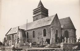 76 - SOTTEVILLE SUR MER - L' Eglise - France