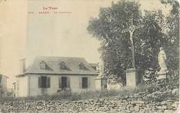 Ref 972- Tarn - Alban - Le Calvaire  / Carte Décollée - Voir Description - - Alban