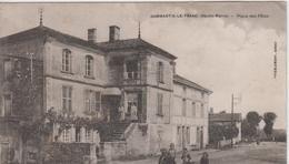 HAUTE MARNE - DAMMARTIN LE FRANC - Place Des Fêtes  ( Au Lieu De Dommartin ) - France