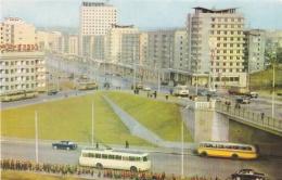COREE DU NORD  R.P.D.C.  :  PYONGYANG  :  Avenue Tcheuilima - Corée Du Nord