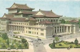 COREE DU NORD  R.P.D.C.  :  PYONGYANG  :  Le Théatre - Korea, North