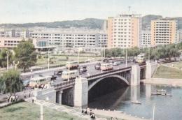 COREE DU NORD  R.P.D.C.  :  PYONGYANG  :  Une Partie Du Quartier Résidentiel De Botongbeul - Corée Du Nord
