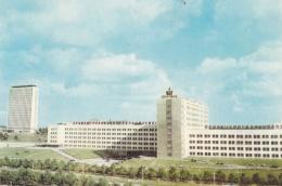 COREE DU NORD  R.P.D.C.  :  PYONGYANG  :  L'université KIM II Sung Palais De La Science - Corée Du Nord