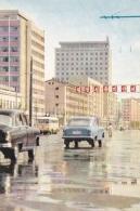 COREE DU NORD  R.P.D.C.  :  PYONGYANG  :  Partie De La Nouvelle Rue De Sinam-Dong - Corée Du Nord