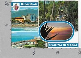 CARTOLINA VG ITALIA - Ricordo Di MARINA Di MASSA - Vedutine - 10 X 15 - ANN. 1979 - Massa