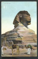 +++ CPA - Afrique - Egypte - Le SPHINX    // - Sphinx