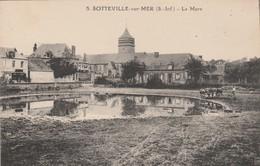 76 - SOTTEVILLE SUR MER - La Mare - Autres Communes