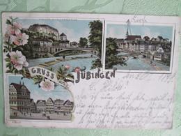 Gruss Aus Tubingen , Tuebingen , 1899 - Tuebingen