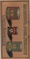 Publicité/ Plaque Carton/ L'Arlésienne / Haricots-Pois-Tomates/Paris - CARPENTRAS/ Vers 1930-50     BFP205 - Paperboard Signs