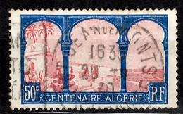"France YT N° 263b Variété ""ALCERIE"" Oblitéré. B/TB. A Saisir! - Frankreich"