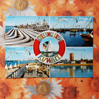 Kuwait  - Greetings - Old Postcard - Kuwait