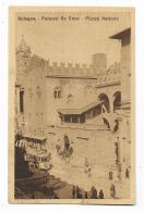 BOLOGNA - PALAZZO RE ENZO - PIAZZA NETTUNO - 1928 VIAGGIATA FP - Bologna