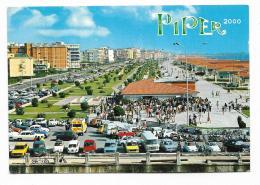 VIAREGGIO - PIPER 2000 - VIAGGIATA FG - Viareggio