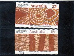 1987 Australia - Arte Aborigena - 1980-89 Elizabeth II