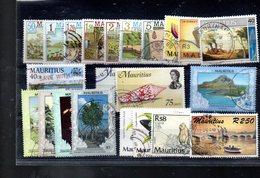 MAURICE LOT D OBLITERE  PETIT PRIX - Mauritius (1968-...)