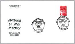 CENTENARIO DEL OPEN DE FRANCIA - 100 Years Open Of France. Guyancourt 2006 - Golf