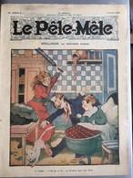 Le Pele Mele  Couverture Par Rabier 5 Janvier 1919 - Journaux - Quotidiens