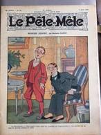 Le Pele Mele  Couverture Par Rabier 6 Avril 1919 - Journaux - Quotidiens