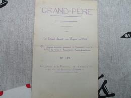 GRAND-PERE . Le Chant Scout En Vogue En 1932 - Scoutisme