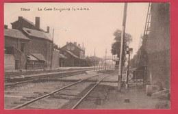 Tilleur - La Gare - 1922 ( Voir Verso ) - Saint-Nicolas