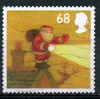 Great Britain 2004 68p Santa With Flashlight Issue  #2249 - 1952-.... (Elizabeth II)
