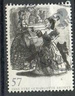 Great Britain 2005 57p Jayne Eyre Issue  #2270 - 1952-.... (Elizabeth II)