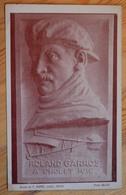 49 : Roland Garos à Cholet - 1910 - Bronze De F. Dupré - Aviation / Aviateur - (n°10367) - Cholet