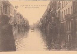 LIEGE / CRUE DE LA MEUSE EN 1925 / RUE DES GUILLEMINS - Luik