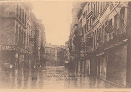 LIEGE / CRUE DE LA MEUSE EN 1925 / RUE CATHEDRALE - Luik