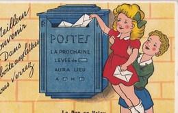 LE PUY EN VELAY Carte A Systeme - Le Puy En Velay