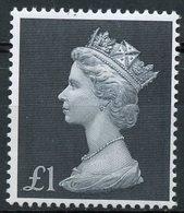 Great Britain 1970 1 Pound Machin Issue  #MH21  MNH - 1952-.... (Elizabeth II)