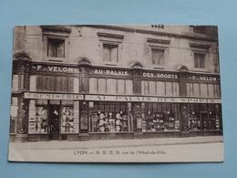 F. VELON - TOUT Pour TOUS SPORTS Et JEUX - Anno 1939 ( Voir Photo Pour Detail Svp ) ! - Autres