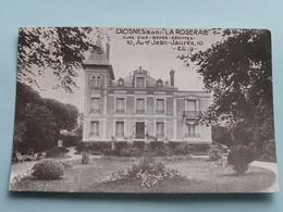 Montgeron-CROSNES - La ROSERAIE / Anno 19?? ( Voir Photo Pour Detail Svp ) ! - Ile-de-France
