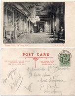 WINDSOR - Castle - The Throne Room - Beau Cachet London-Britisch Exhibition    (103693) - Inglaterra
