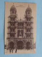 Eglise Saint-Michel ( 2 ) Anno 19?? ( Voir Photo Pour Detail Svp ) ! - Dijon