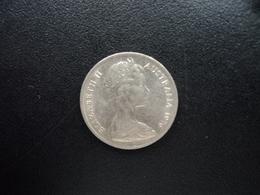 AUSTRALIE : 5 CENTS  1976  KM 64   SUP - Monnaie Décimale (1966-...)
