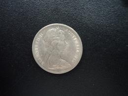 AUSTRALIE : 5 CENTS  1980  KM 64   SUP - Monnaie Décimale (1966-...)