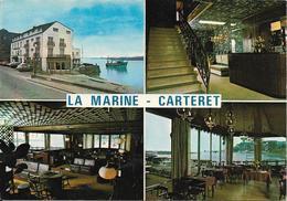 BARNEVILLE-CARTERET - CAFE - BAR - RESTAURANT . DE LA MARINE - Barneville