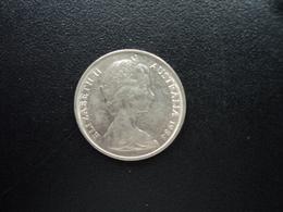 AUSTRALIE : 5 CENTS  1984  KM 64   SUP+ - Monnaie Décimale (1966-...)