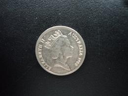 AUSTRALIE : 5 CENTS  1988  KM 80   SUP+ - Monnaie Décimale (1966-...)