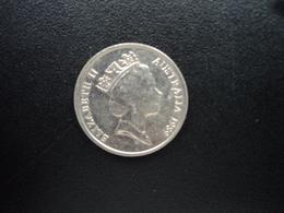 AUSTRALIE : 5 CENTS  1989  KM 80   SUP+ - Monnaie Décimale (1966-...)